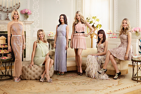 Ladies Of London Bravo Tv Show Meet The Cast Including