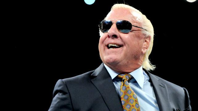 Ric Flair in a file photo. (WWE.com)