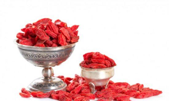 The Superfood Power of Goji Berries