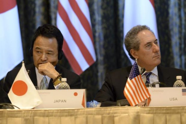 Japan and US Continue to Clash On Market Access Issues; TPP Talks Stall in Singapore