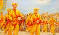 'Zhen-Shan-Ren': A Poem for Falun Dafa Day
