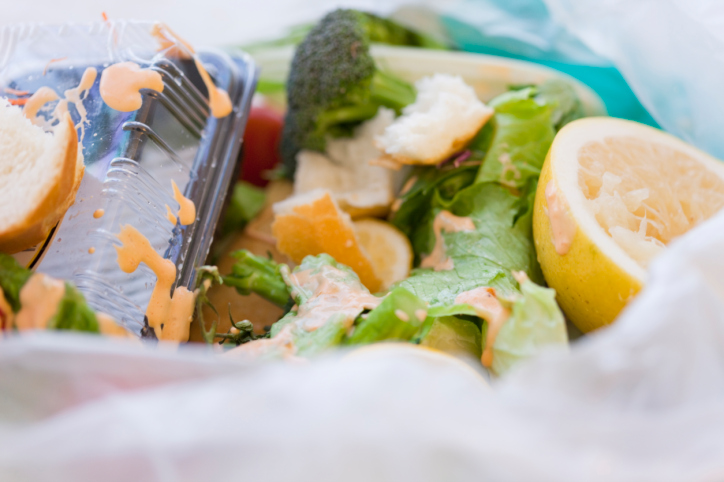 Americans Are More Bothered With Leaving the Lights on Than Wasting Food, Study Says