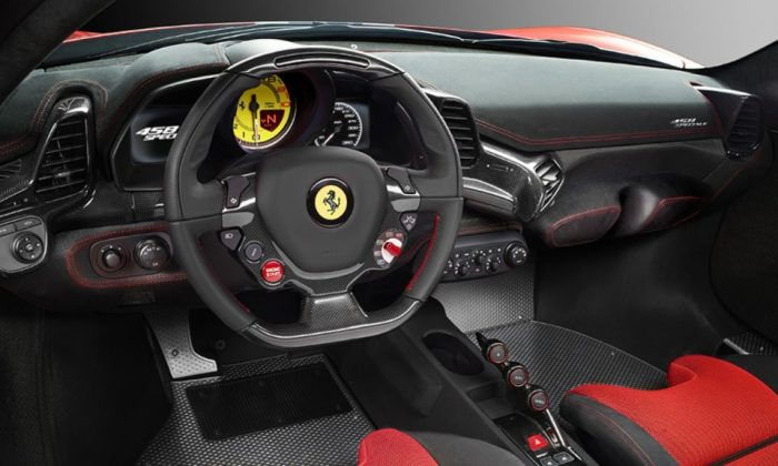 Ferrariu0027s 458 Speciale Was Named U0027Car Of The Year 2014u0027 By Robb Report. The  Italian Car Manufacturer Is Said To Have Produced Outstanding Sports Cars  For ...