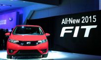 Fit for the Next Generation of Sub-Compacts? Here Comes the 2015 Honda FIT