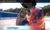 Meet the Airpod, the First Ever Modern Car Running on Air