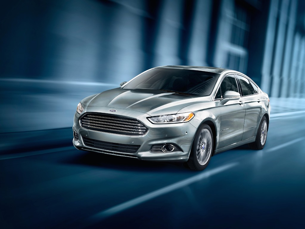 More Hybrid Than A Hybrid The 2014 Ford Fusion Energi