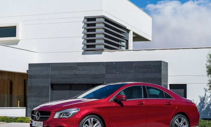 Great Value for a price starting at $30,000 - Mercedes' cheapest model CLA delivers a lot of beauty and power in a compelling package. (Getty Images)