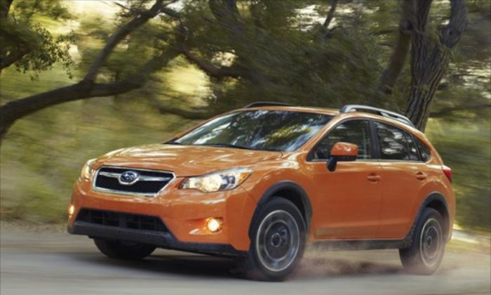 Running well both on and off the road, Subaru's Crosstrek 2015 is a really versatile family car. (Subaru)