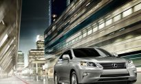 2015 Lexus RX 350 – Captain's Cabin for Refined Luxury Family SUV