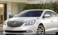 2014 Buick LaCrosse: Gentle Giant With Small Consumption