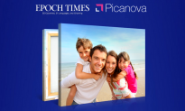 Get Your Free Canvas Print by Epoch Times and Picanova (US-wide)