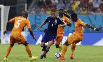 Keisuke Honda: AC Milan, Japan Midfielder Remains Positive About Samurai Blue's World Cup 2014 Chances