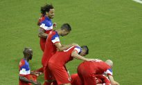 Watch: US Fans Go Crazy Over World Cup Win