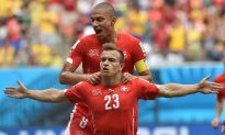 Xherdan Shaqiri Goal Videos: Shaqiri Hat Trick as Josip Drmic, Stephan Lichtsteiner Provide Assists Against Honduras Today