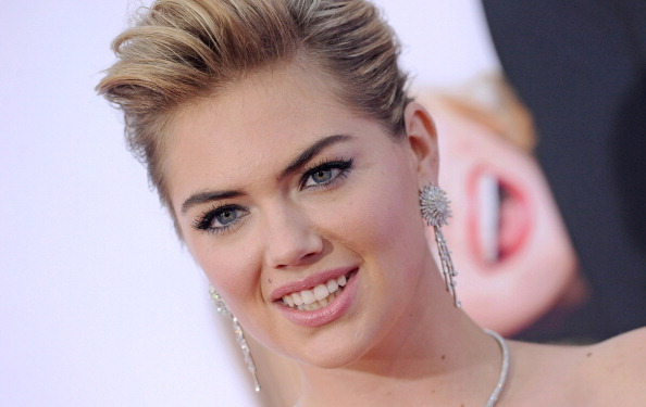 Actress/model Kate Upton. (Photo by Axelle/Bauer-Griffin/FilmMagic)