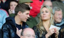 Steven Gerrard's Wife Alex Curran, Kids Won't Go to World Cup 2014 With Him
