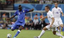 England vs Italy World Cup 2014 Highlights, Score: Marchisio, Sturridge, Balotelli Get Goals (+Video) [UPDATED]