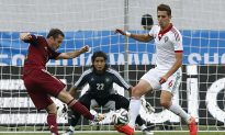 Alexander Kerzhakov Goal Video: Watch Russia Score After Korea Went Up 1-0