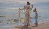 Advice From Renowned Painter Daniel Gerhartz: Squint Down, Keep it Simple (+Photos)