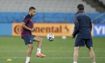Alex Oxlade-Chamberlain Injury Update: England Forward Will Miss Uruguay Match