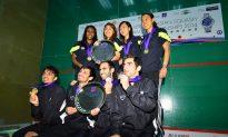 Pakistan and Malaysia Win Team Squash Tournament