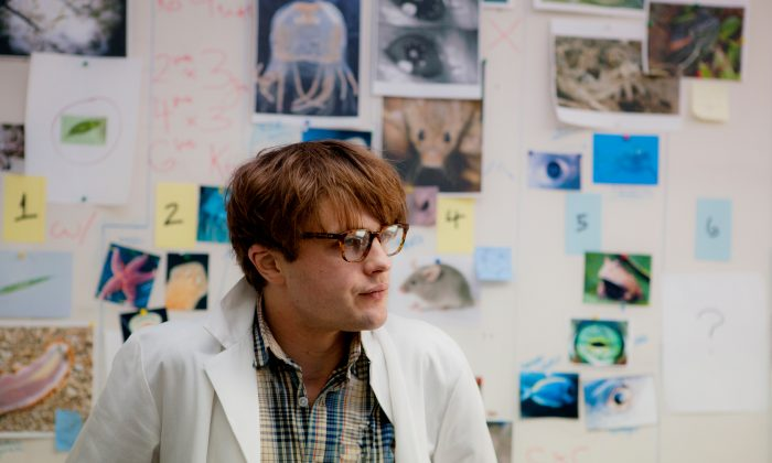 """Michael Pitt in """"I Origins,"""" coming out on July 18. (Fox Searchlight Pictures)"""