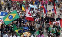The 8th World Choir Games in Riga, Latvia