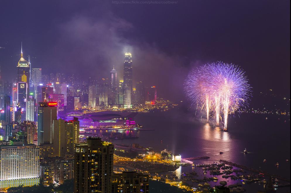 Fireworks (CoolBieRe)