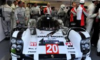 Both Porsches Out With 75 Minutes Left at Le Mans 24