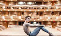 Skylar Campbell Makes Debut as Mercutio in Romeo and Juliet