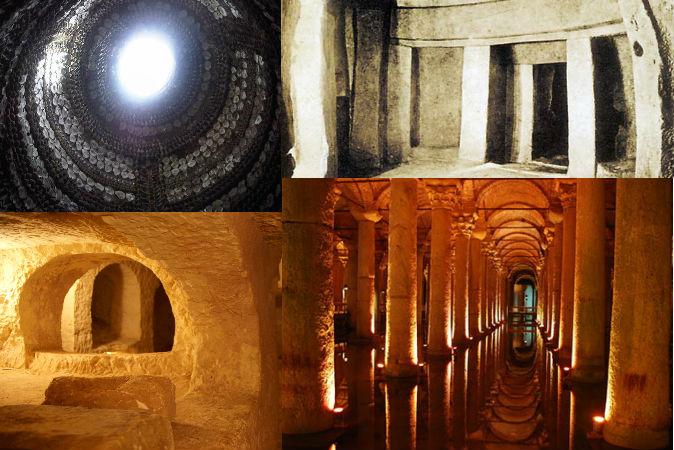 Who Built the Underground City of Derinkuyu?