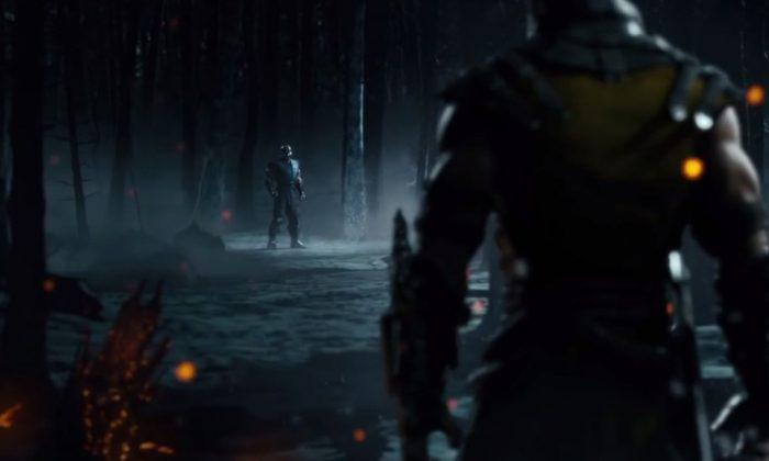 Mortal Kombat X (YouTube screenshot)