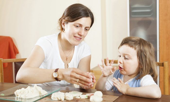 Hand-strengthening activities can help autism spectrum children learn to write. (JackF/thinkstock)