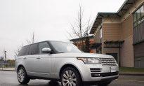 2014 Range Rover V8 Supercharged