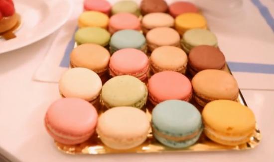Macarons: A Piece of Paris