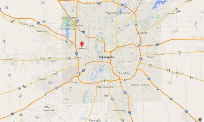Speedway, Indiana (Google Maps)