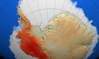 Antarctic Ice Collapsing; Sea To Rise