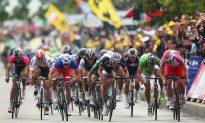 Tour de France Stage Four: Kittel 3X, Froome Crashes