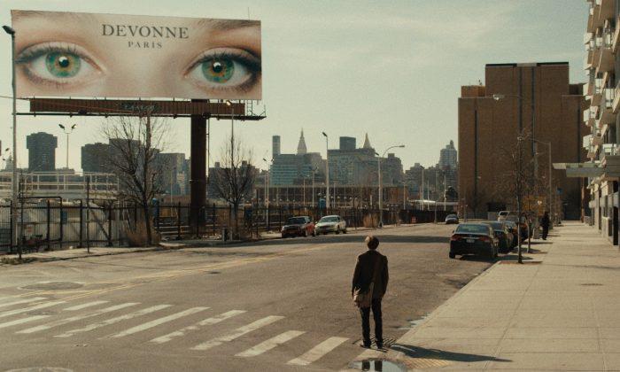 "Michael Pitt in ""I Origins."" (Fox Searchlight Pictures)"