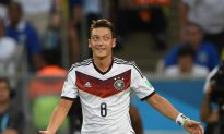 Özil Donates $600,000 Brazil World Cup Winnings to Gaza? Nope, Report is a Fake; Germany, Arsenal Midfielder Giving Earnings for Brazilian Children's Surgeries Instead