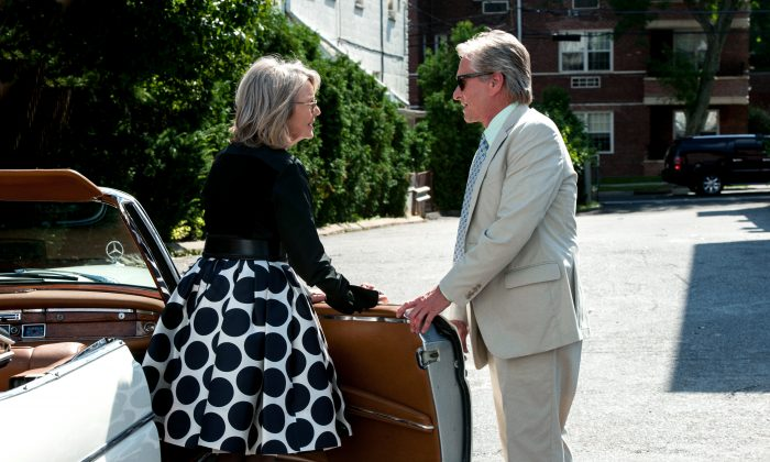 """Diane Keaton and Michael Douglas in """"And So It Goes."""" (Clarius Entertainment)"""