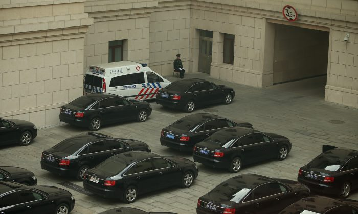 Chinese Officials Told Hand Over The Car Keys