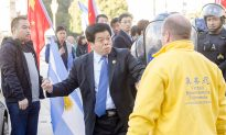 Gangs Attack Protesters During Chinese Leader's Visit in Argentina