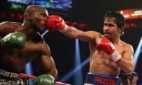 Manny Pacquiao vs Floyd Mayweather Fight Would Likely Make More than $300 Million, Report Claims