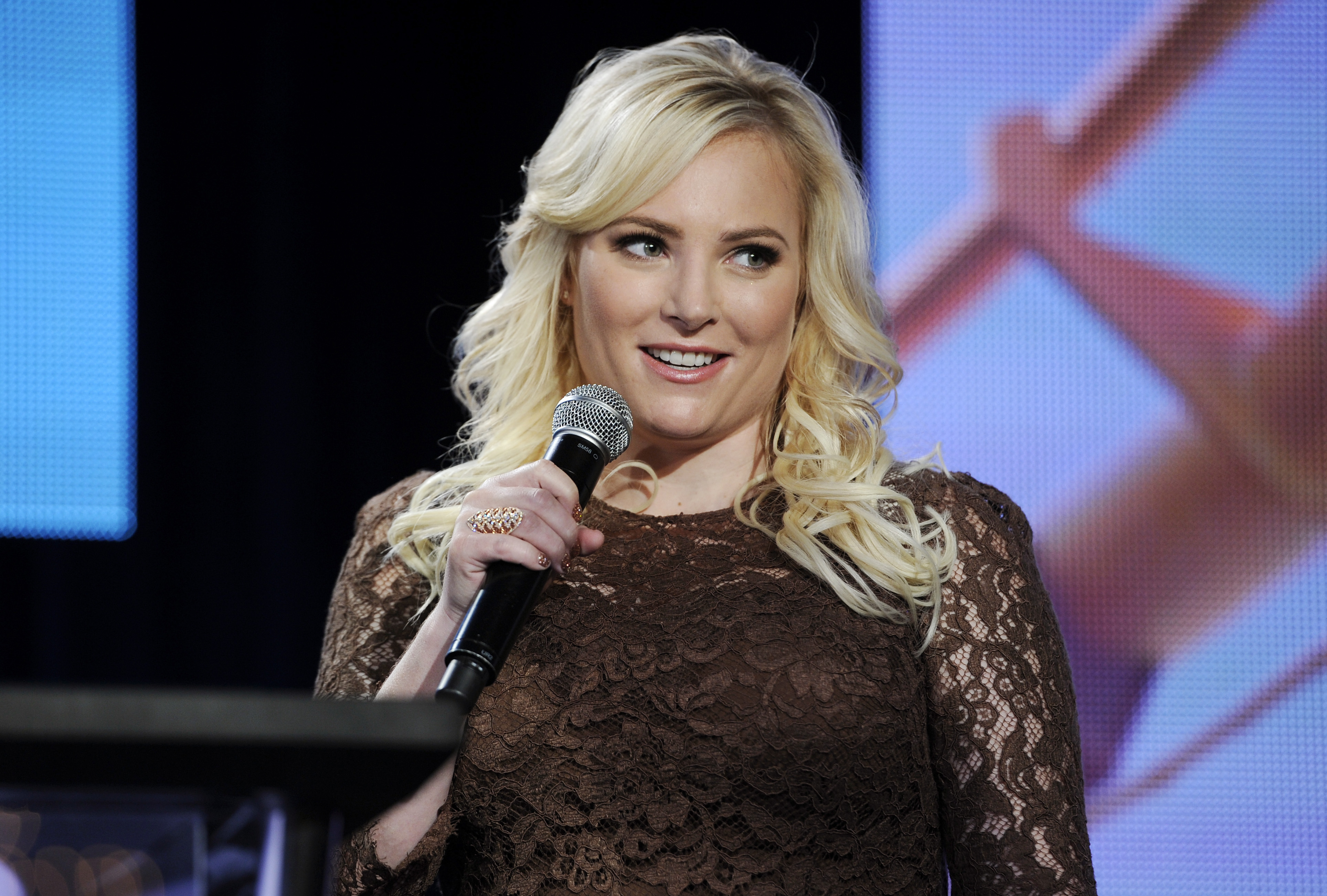 Meghan McCain Affirms Her Position on Gun Rights
