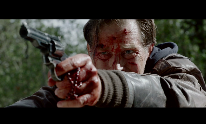 """James Remar as runaway pastor John Luther in """"Persecuted."""" (Millennium Entertainment)"""