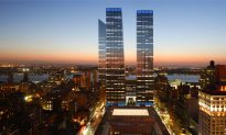 Manhattan's Far West Taking Shape