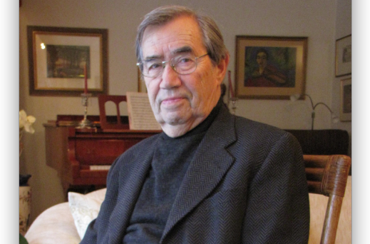 Swedish Holocaust survivor Emerich Roth believes media sensationalism in reporting on extreme right wing groups only strengthens their false confidence. He began an organization called Exit that has helped hundreds of young people to quit Nazi organizations. (Epoch Times)