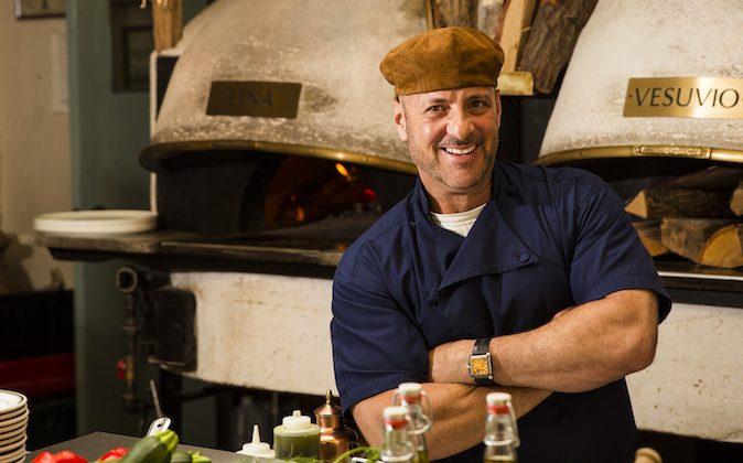 Tavola chef and owner Nicola Accardi. (Edward Dai/Epoch Times)