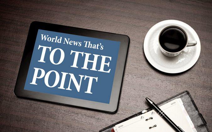 World News to the Point: Aug. 5, 2014. (Photos.com)